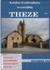 """Bulletin """"Décembre 2012"""""""